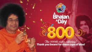 Read more about the article 800 – Bhajan Bliss | Sri Sathya Sai Bhajans