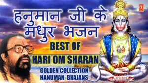Read more about the article हनुमान जी के मधुर भजन I Golden Collection of Hanuman Bhajans I Best of HARI OM SHARAN