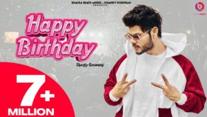 Read more about the article Happy Birthday ( Official Video ) Shanky Goswami | New Haryanvi Songs Haryanavi 2021 | Vikram Pannu