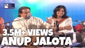 Read more about the article Jag Mein Sundar Hain Do Naam | Anup Jalota Bhajans | Devotional Song