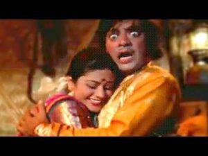 Read more about the article Jagdeep and  Aruna Irani Behind the Scenes – Ghazab Comedy Scene