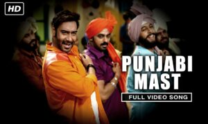 Read more about the article Punjabi Mast (Uncut Video Song) | Action Jackson | Ajay Devgn & Sonakshi Sinha