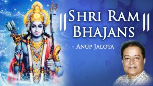 Read more about the article Ram Navami Special – Best Ram Bhajans by Anup Jalota – Bhakti Songs