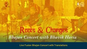 Read more about the article Roots and Changes Concert with Bhavik Haria | Subrang Arts