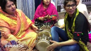 Read more about the article Snbhi376 bhajan by ladies group