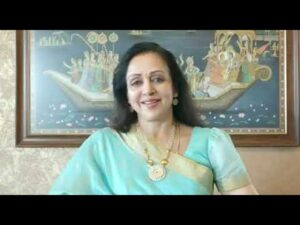 Read more about the article Soulful bhajans by Hema Malini Bhajan