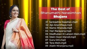 Read more about the article The Best of Bhanumathi Narsimhan | Art of Living Bhajans