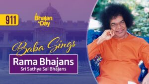 Read more about the article 911 – Rama Bhajans by Bhagawan Sri Sathya Sai Baba | Baba Sings | Thursday Special Video