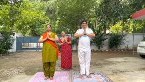 Read more about the article International Day of yoga -2021 ,Common yoga protocol | Bhajan Bela | 21June best yoga for beginners