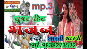 Read more about the article BHAJAN MP3  -1  [[  ARTI  SHASTRI  ]]