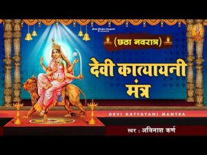 Read more about the article देवी कात्यायनी mantra