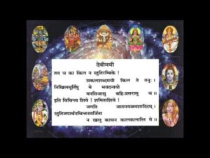 Read more about the article दुर्गा सप्तशती देवीमयी