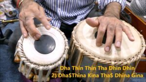Read more about the article Tabla Lesson Demo 205 Amma Bhajan Dadra Level Basic